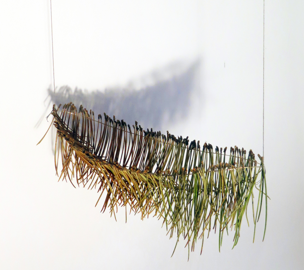 Other Ways to Find Home No.1 | Silver wire, twin pine needles